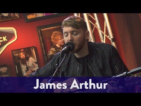 "James Arthur ""Can I Be Him"" (Live) | KiddNation"
