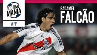 Player Profile: Radamel Falcão - Man U New Star