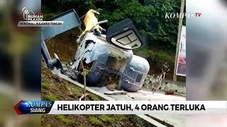 Download Video Helikopter Jatuh, 4 Orang Terluka MP3 3GP MP4