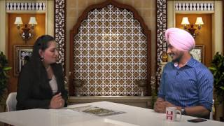 Special talk with Rajvir Jawanda (Singer) on Hamdard TV | Part-2