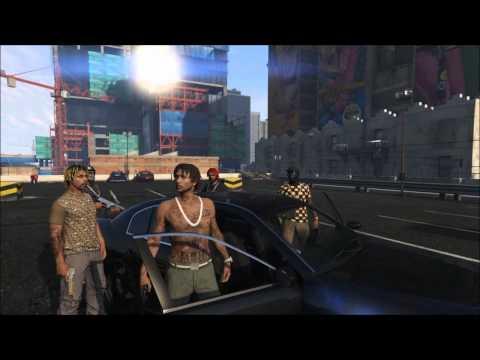 Fredo Santana Ft. Gino Marley - War (Grand Theft Auto V Remake)