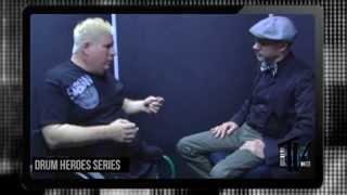 Joe Hardy on Drum Talk TV!