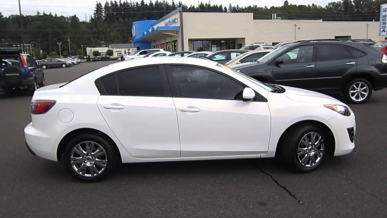 2010 Mazda Mazda 3 Sport 16 Dynamic For Sale in White