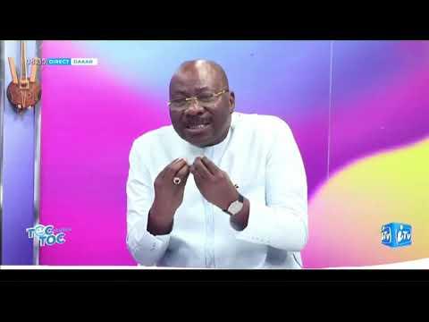 ITV: L'INVITÉ DE LA MATINALE : Mamour Cissé