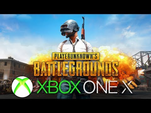 PLAYING PUBG ON XBOX ONE: PLAYERUNKNOWN'S BATTLEGROUNDS XBOX ONE GAMEPLAY! (PUBG Xbox One)