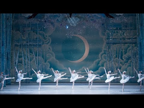The Magic Behind the Snow Scene in The Nutcracker   2017   The National Ballet of Canada