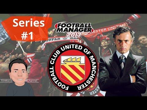 Series #1 [FC United of Manchester] - จากทีมนอกลีคสู่ EPL เราต้องทำได้ !!! (ตั้งค่าเตรียมทีม)