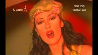 Petek Dinçöz, Sen Değmezsin albümündeki parçalara, Pazar Keyfi'ne özel klipler çekti 20 Nisan 2003