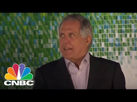 CBS CEO Les Moonves Talks Cord Cutters, Content Deals And Le