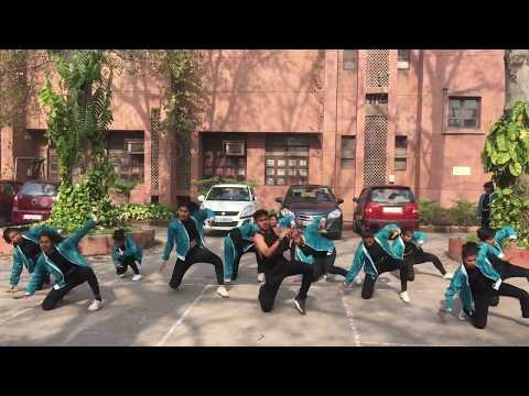 DHANAK - The Western Dance Society Of Zakir Husain Delhi College - DELHI UNIVERSITY 2017-18