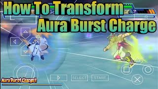 How to transform in dbz shin budokai another road