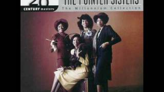 The Pointer Sisters-Pinball Number Count