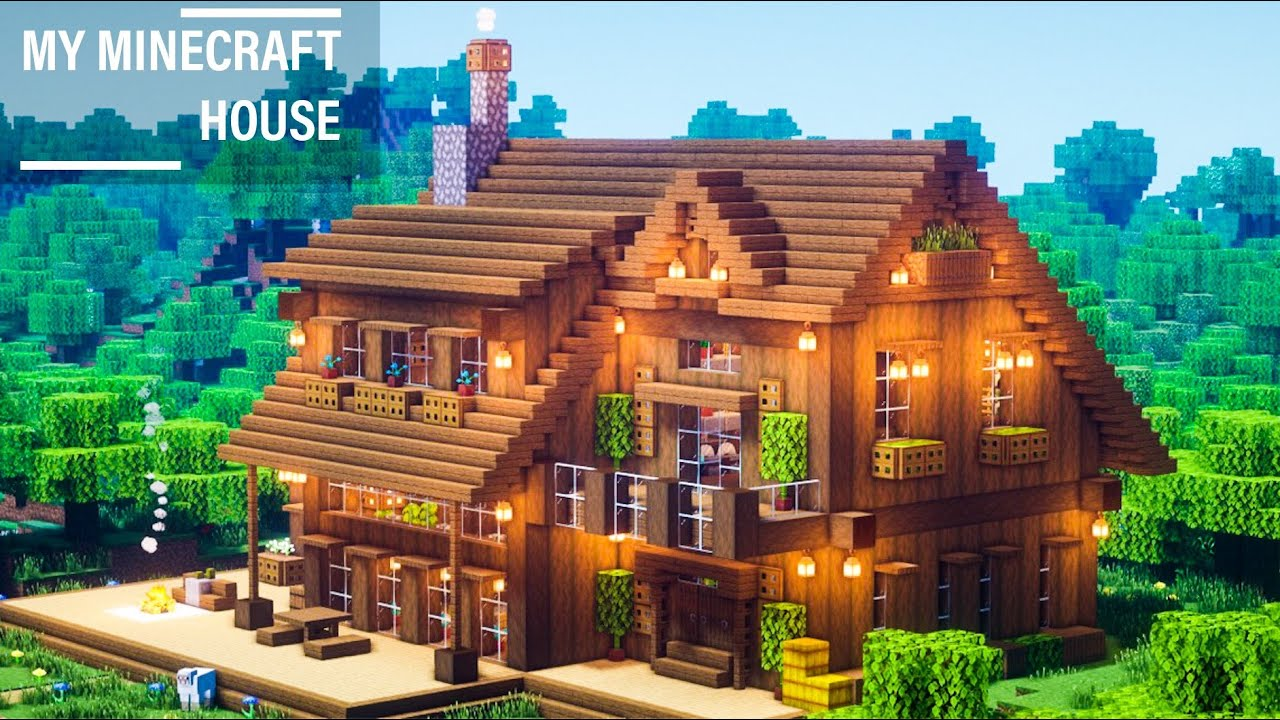 Minecraft Houses Cool Houses To Make In Minecraft Pocket Tactics
