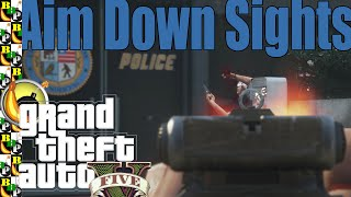 GTA V PC How To Aim Down Sights | Quick Tips