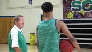 Five Free Throws, Five Questions - Ty Gadsden