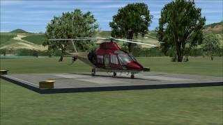 FSX Acceleration Helicopter AW109 von Nemeth Designs
