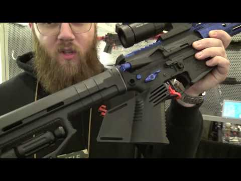 Industry Leading Innovation - Strike Industries SHOT Show 2017