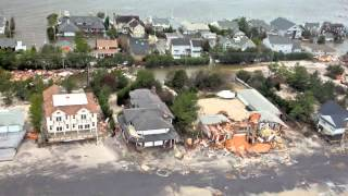 Hurricane Sandy Project(Population and Demographics)