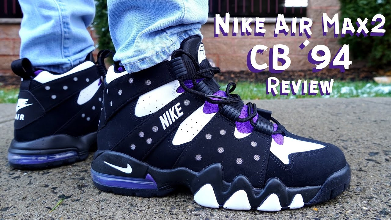 BEFORE THE RELEASE DATE: Nike Air Max2 CB '94 (2021) Review