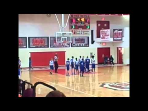Elite Basketball Jacksonville 24 Jan 2015