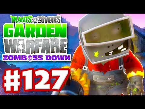Plants vs. Zombies: Garden Warfare - Gameplay Walkthrough Part 127 - Welder (Xbox One)