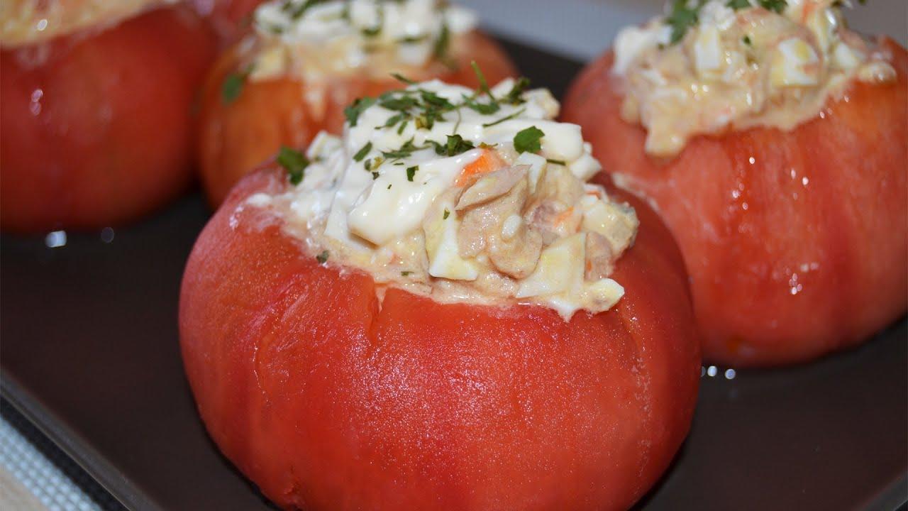 como cocinar tomates