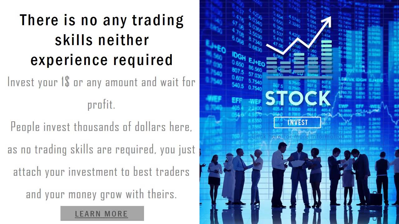 Trading system that works