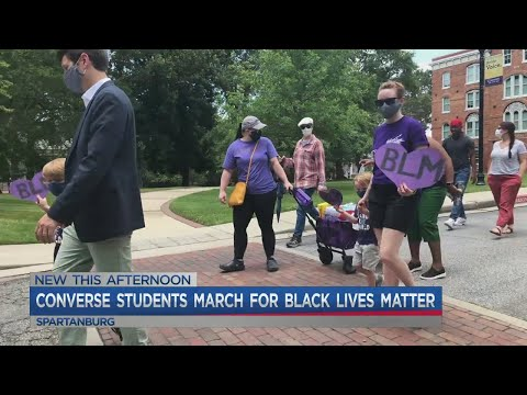 Black college students and alumni rally for 'funding equality' from YouTube · Duration:  1 minutes 53 seconds