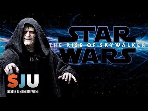 Talkin' Star Wars Episode 9: The Rise of Skywalker Trailer | SJU