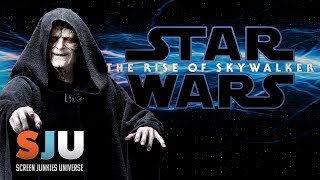 Talkin' Star Wars Episode 9: The Rise of Skywalker Trailer | SJU