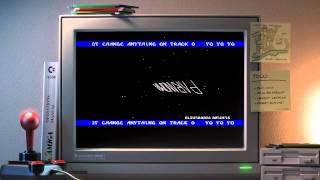 Amiga music: Paranoimia cracktro theme from Shinobi - real recording