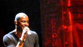Brian McKnight - Live @ Berns Stockholm - Never Too Much