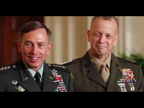 Trump widens Secretary of State search as Petraeus pleads his case