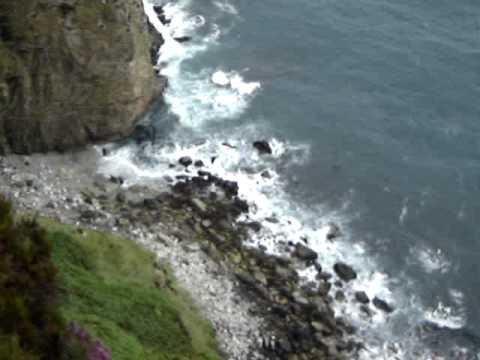 Horn Head - cliffs
