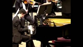 Mariano Marquínez - Franz Liszt Piano Concerto Nº 2