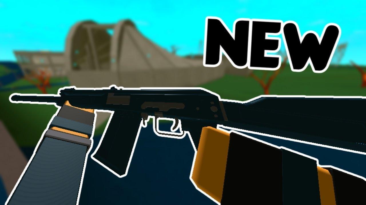 *NEW* SAIGA-12 SHOTGUN! - Phantom Forces - YouTube