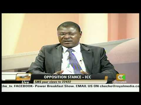 Cheche Interview with Moses Wetangula-Senator,Bungoma Part 1
