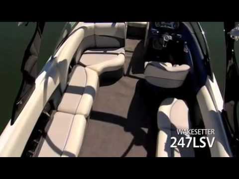 2009 Wakesetter 247 LSV Video by Malibu Boats - iboats.com