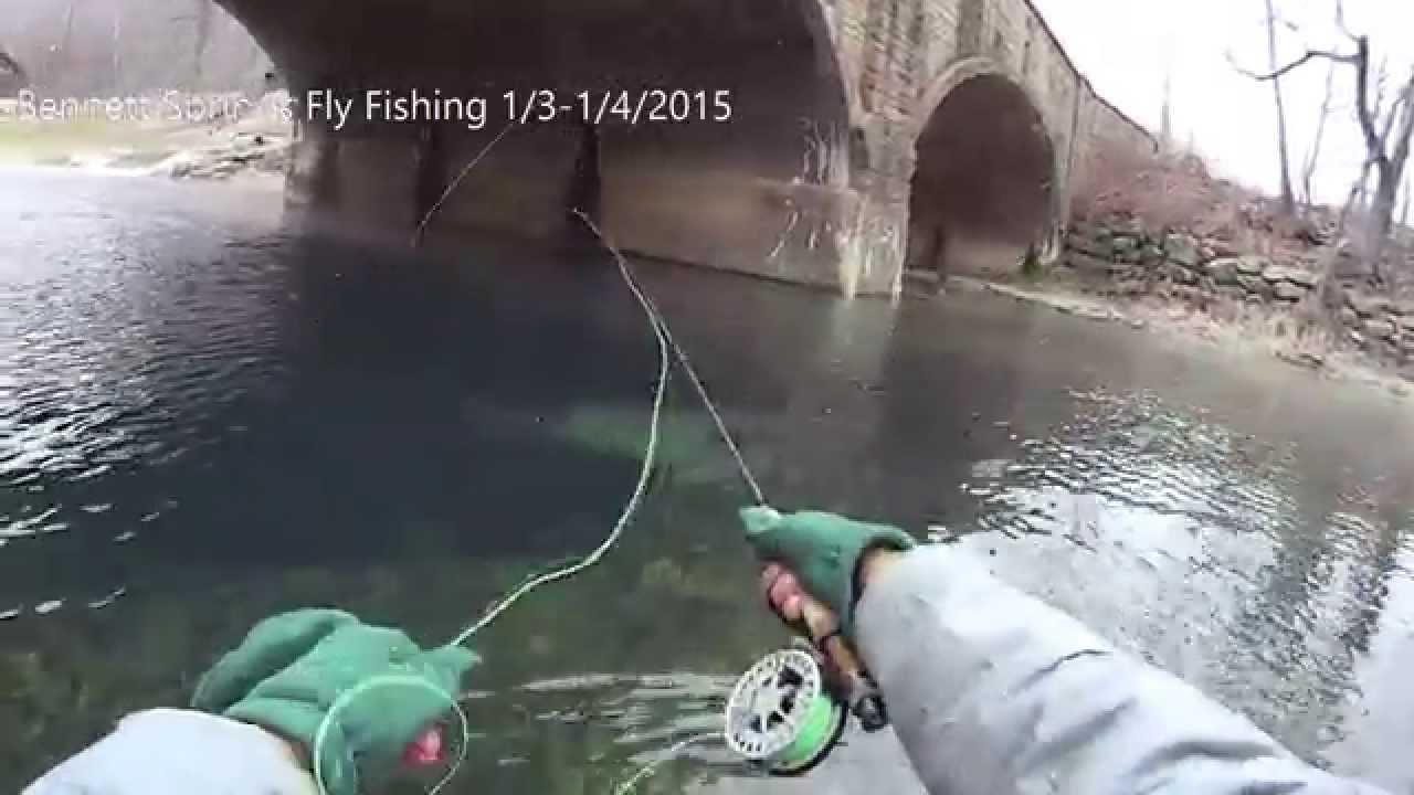 Bennett spring state park fly fishing 1 3 4 2015 2 youtube for Bennett springs trout fishing