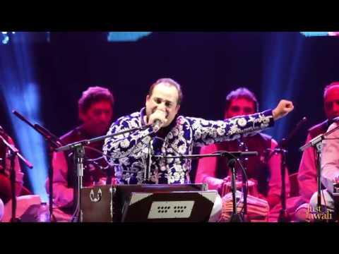 Mast Nazron Se Allah Bachaye | Ustad Rahat Fateh Ali Khan Live | 2018