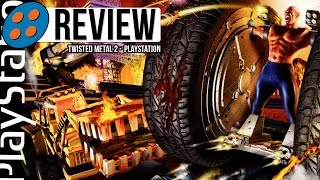 Twisted Metal 2 Video Review
