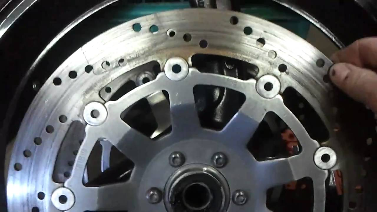 full floating rotor button slack