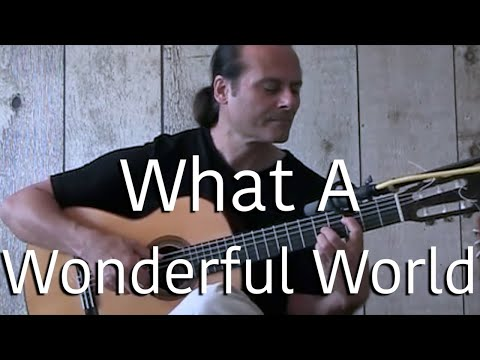 What A Wonderful World - Michael Marc