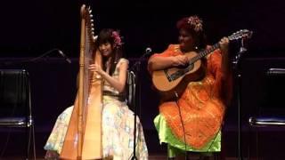 FESTIVAL MUNDIAL DEL ARPA, MIKA AGEMATSU - CARRETA GUY