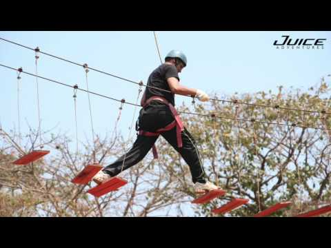 JUICE ADVENTURES Mumbai's First Adventure & Recreational Sports Resort