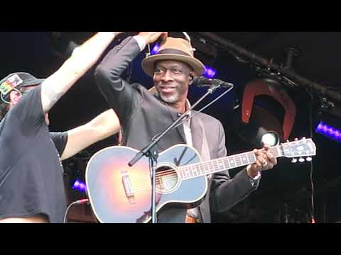 """Keb Mo @ Merlefest 2019 """"The Worst Is Yet To Come"""""""
