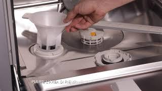Miele Italia - Caricare il sale e il brillantante nella lavastoviglie G7000