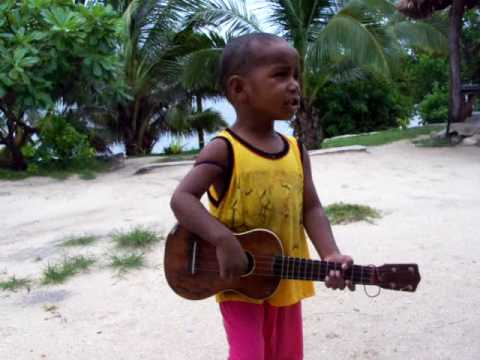 Youngest Fijian Artist