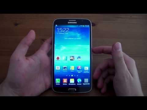 Samsung Galaxy MEGA Türkçe İnceleme