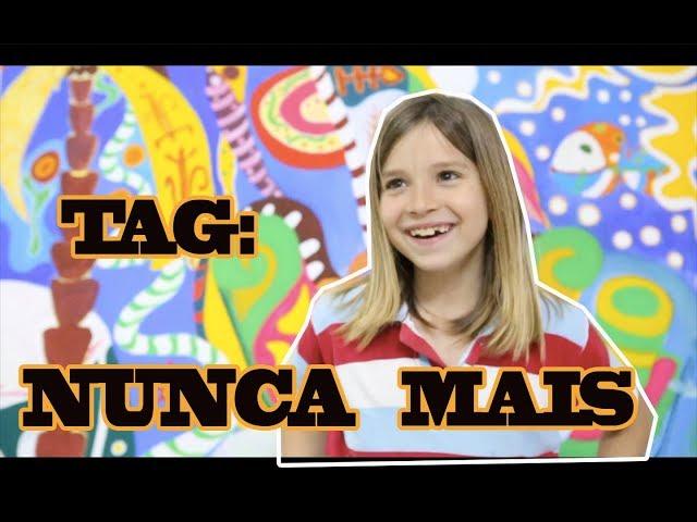TAG: NUNCA MAIS - Aris.TV, Ep. 98